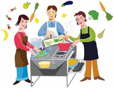 Dessin Cuisine Caisse Des Ecoles Du 14 Arrondissement De Paris